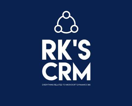 Rk's CRM
